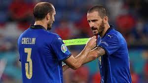 """EURO 2020 - Italien bangt um Kapitän Chiellini: """"Hoffe, dass es nichts  Schlimmes ist"""" - Eurosport"""