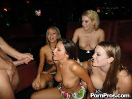 Massive tits group fucking party