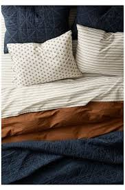 the pottery barn bedding collection is