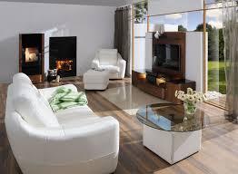 room modern furniture white sofa