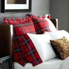 buffalo check flannel duvet cover set scroll to next item buffalo check duvet cover king buffalo