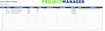 Exercise Tracking Chart Excel 33 Excel Templates For Business To Improve Your Efficiency