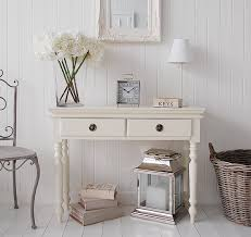 hallway console table. A Cream Console Table Hall Furniture Close Hallway T