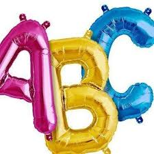 balloons ready filled 34 big letter balloon ready inflated with helium gas 2 grande v=