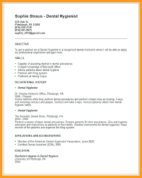 Bistrun : Dental Hygiene Resume Examples Dental Hygiene Resume ...
