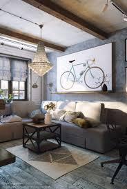 Industrial Design Living Room Cozy Industrial Living Room Design In Grey Tones Digsdigs