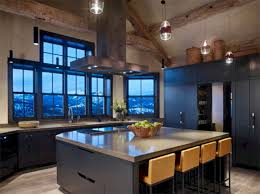 kitchen modern rustic. Modern Rustic Kitchen Designs 5