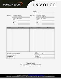 excel design invoice template creative excel invoice template interior design invoice template
