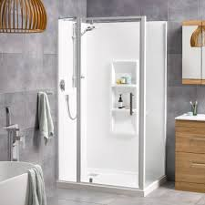 shower soul 900x1200 2 wall moulded wall white rrp 2480
