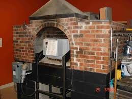 brick oven bakery s oven
