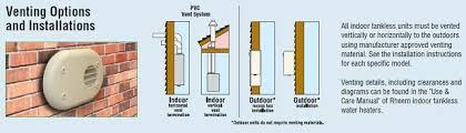 rheem indoor tankless water heater. rheem condensing tankless water heater for 2-3 bathroom homes indoor r