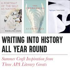 Writing Into History All Year Round Summer Craft Inspiration From
