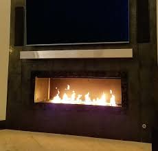 brushed stainless steel mantel shelf for fireplace mantels