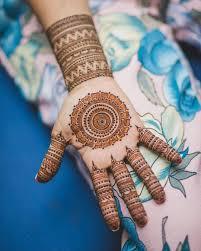 Super Simple Henna Designs 40 Simple Bridal Mehendi Designs For The Brides Hands