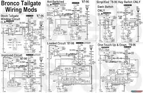 tailgate window lift key switch bypass? ford truck enthusiasts 1979 ford f150 wiring diagram at 1979 Bronco Wiring Diagram