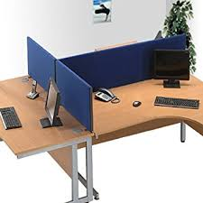 office room divider. office screen partition room divider privacy screens 45cm height x 160cm width o