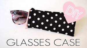 Eyeglass Case Pattern
