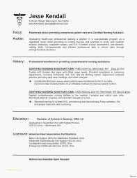 Free Cna Resume Template Intoysearch Cna Resume Objective Examples ...