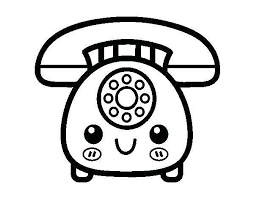 Iphone Coloring Pages Raovat24hinfo