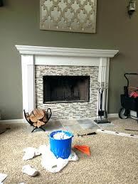 making a fireplace making fireplace mantel surround build make masonry fireplace more efficient making a fireplace