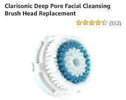 Clarisonic Brush Heads Accessory Gold Box Amazon Head
