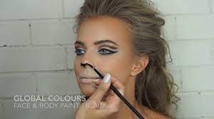 lioness makeup tutorial i