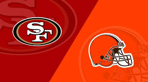 One Page Nfl Depth Chart Cleveland Browns At San Francisco 49ers Matchup Preview 10 7