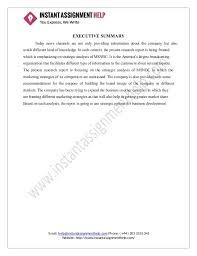strategic management assignment sample strategic management 2