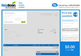 Freshbooks Free Invoice 24 Invoice Resources To Bill Your Agency Clients SEJ 8