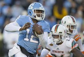 Marquise Williams Who Kept Mitch Trubisky On Bench At Unc