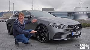 The main difference between them is power. Check Out The New 2018 Mercedes Cls First Look Youtube
