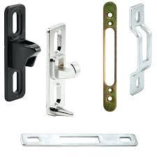 luxury sliding patio door hardware or strikes keepers sliding patio glass door 45 sliding glass door