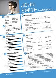 Attractive Resume Template Attractive Resume Templates Free Resumes ...