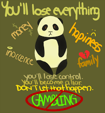 stop chasing the losses wisdom quotes wisdom  negative effects of problem gambling a level psychology marked