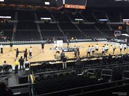 Dunkin Donuts Center Section 123 Providence Basketball