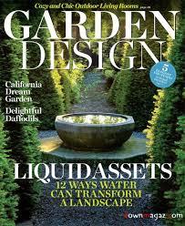 Small Picture Garden Design Garden Design with Garden Design Magazines PDF with