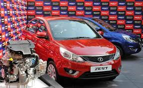 new launched car zestWill Zest and Bolt get Tata Motors back on the growth path