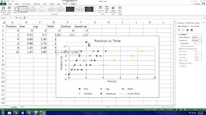 Excel 2013 Manually Adding Multiple Data Sets To Scatter Plot