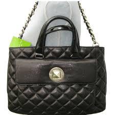 68% off kate spade Handbags - SOLD!!! Kate Spade Black Quilted ... & Kate Spade Black Quilted Purse Bag Adamdwight.com