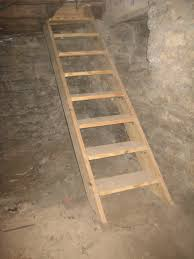 Project  Updated Mondays Approximately Page - Creepy basement stairs