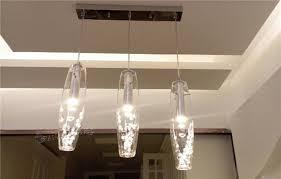 pendant lighting bar. LED Modern Glass Crystal Ceiling Light Kitchen Bar Pendant Lamp Lighting S