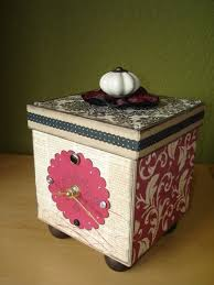 Paper Mache Boxes To Decorate PICTURES OF PAPER MACHE BOXES DECORATE Paper mache' box 32