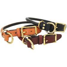 rolled combination choke collar