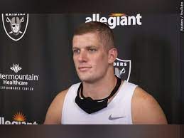 Raiders' Carl Nassib becomes first openly-gay active NFL player - KLKN-TV