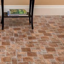 brick vinyl flooring fantasy default name redoit bathroom ideas luxury tile pertaining to 4