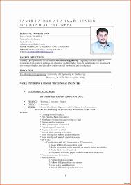 Hvac Technician Resume Format New Hvac Resume Examples Technician