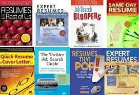 Extremely Ideas Resume Books