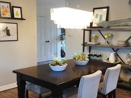 Lighting Above Kitchen Table Cute Lights Above Dining Table Tags Kitchen Table Chandelier
