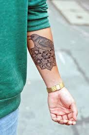 Tetování Na Paži Je Mužské Náčrtky Mužské A ženské Předloktí Tetování