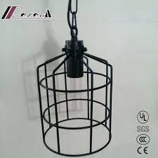 birdcage pendant light chandelier bird cage lighting copper floor lamp medium size